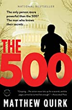 The 500 by Matthew Quirk