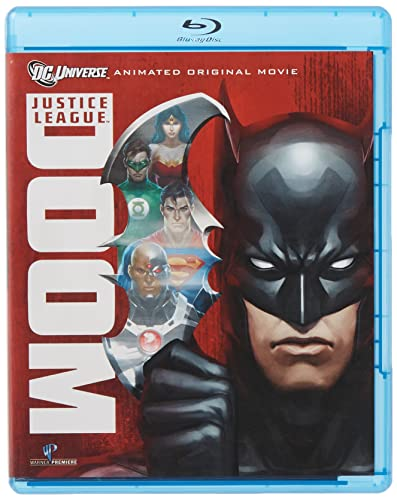 Justice League: Doom cover
