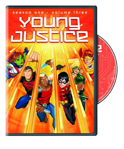 Young Justice: Season One V.3 DVD