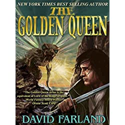 The Golden Queen - Book 1