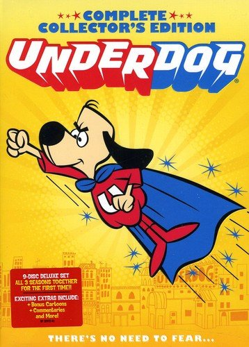 Underdog: The Complete Collector Edition cover
