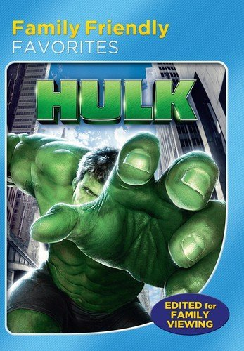 The Hulk (Family Friendly Version) cover