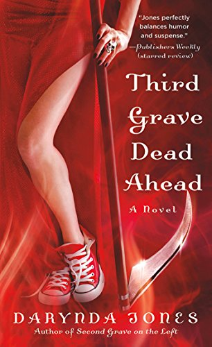 Book Third Grave Dead Ahead