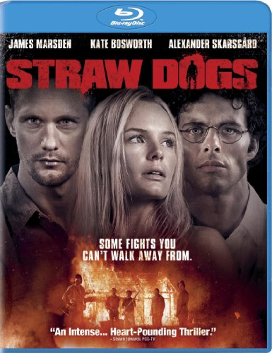 Straw Dogs [Blu-ray] DVD