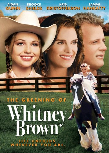 The Greening of Whitney Brown DVD