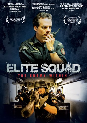 Elite Squad: The Enemy Within DVD