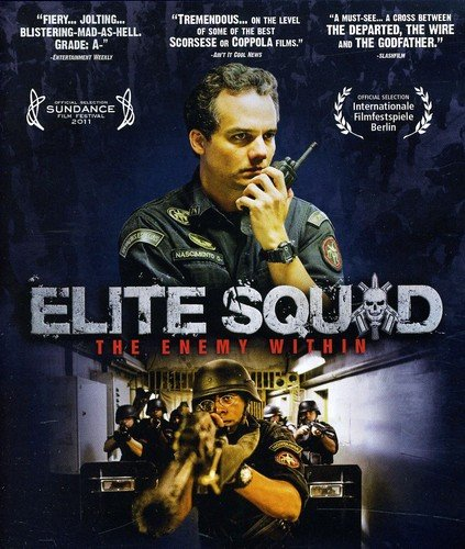 Elite Squad: The Enemy Within [Blu-ray] DVD