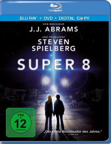 Super 8 (inkl. Digital Copy)  [Blu-ray]