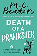 Book Cover: Death of a Prankster by M. C. Beaton