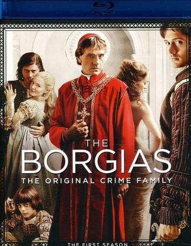 The Borgias: The First Season [Blu-ray] DVD
