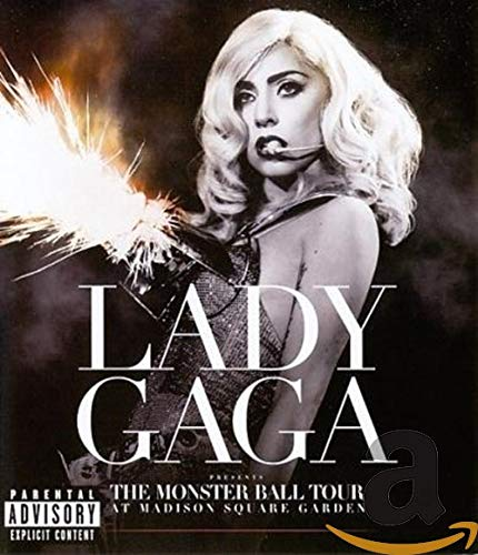 Lady Gaga Presents: The Monster Ball Tour at Madison Square Garden [Blu-ray]