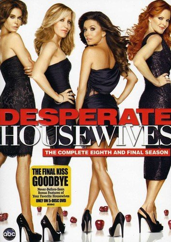 Desperate Housewives: The Complete Eighth and Final Season DVD