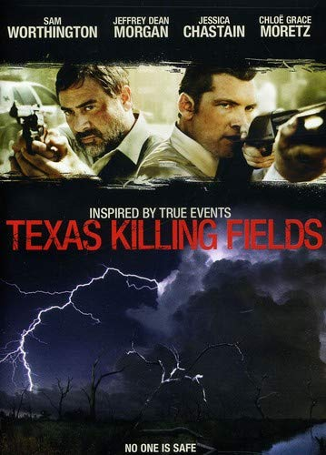 Texas Killing Fields DVD
