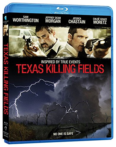 Texas Killing Fields [Blu-ray] DVD