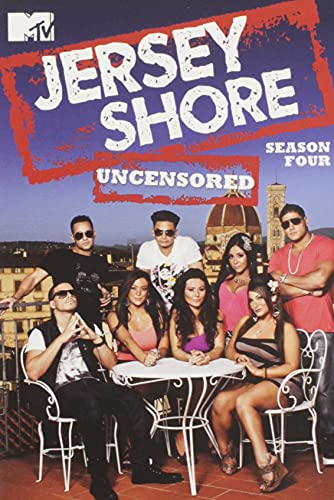 Jersey Shore: Season Four  DVD