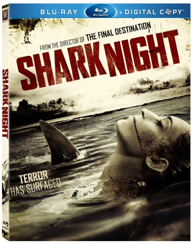 Shark Night [Blu-ray] DVD