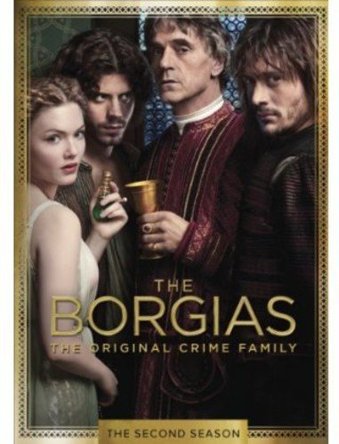 The Borgias: The Second Season DVD