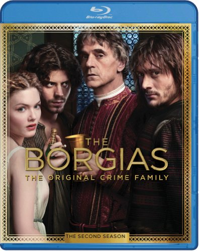 The Borgias: The Second Season [Blu-ray] DVD