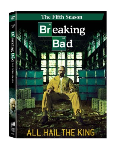Breaking Bad: The Fifth Season DVD