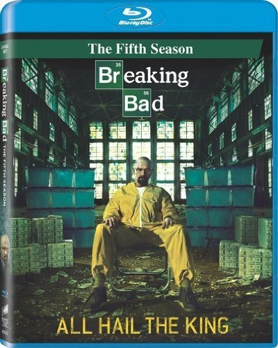 Breaking Bad: The Fifth Season [Blu-ray] DVD
