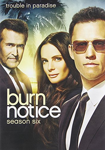 Burn Notice: The Complete Sixth Season DVD