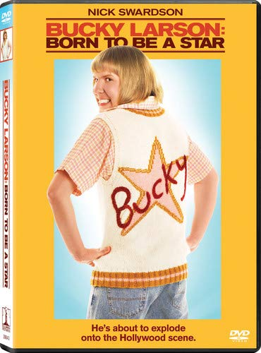 Bucky Larson: Born to Be a Star DVD
