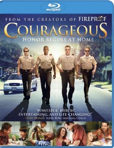 Courageous [Blu-ray] DVD