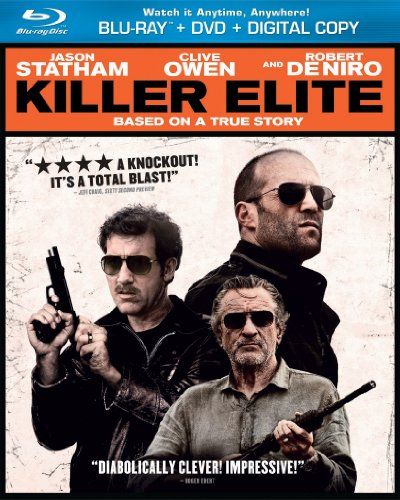 Killer Elite [Blu-ray] DVD