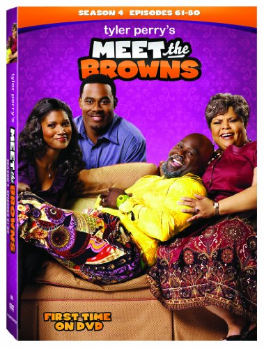 Meet the Browns: Season 4 DVD