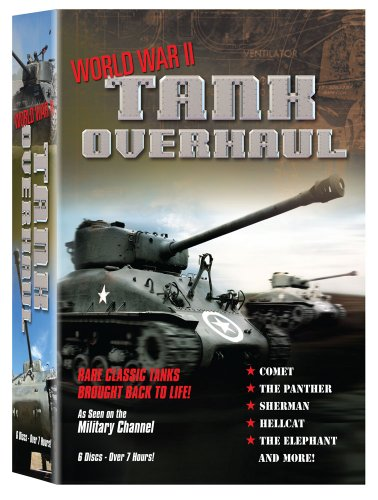 World War II: Tank Overhaul