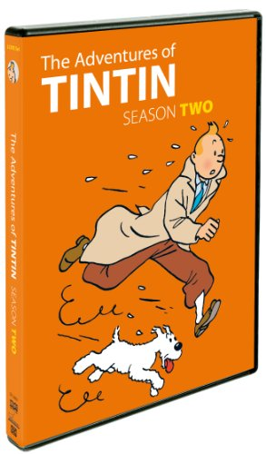 The Adventures Of Tintin: Season Two cover