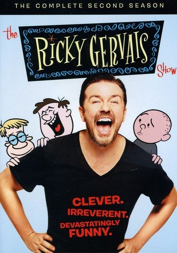 The Ricky Gervais Show: The Complete Second Season DVD