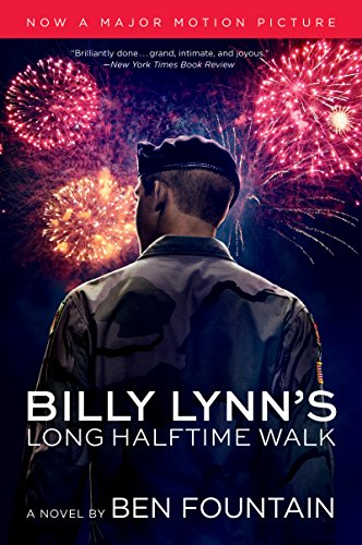 Book Billy Lynn's Long Halftime Walk