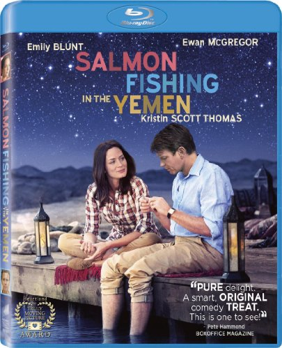 Salmon Fishing in the Yemen [Blu-ray] DVD