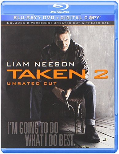Taken 2 [Blu-ray] DVD