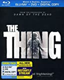 The Thing (Two-Disc Combo Pack: Blu-ray + DVD + Digital Copy + UltraViolet)