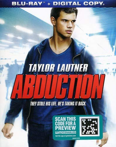 Abduction [Blu Ray W/Digital Copy] DVD