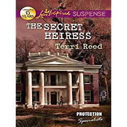 The Secret Heiress (Protection Specialists Book 2)