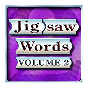 Jigsaw Words Volume 2 (A Free Word Game for Kindle)