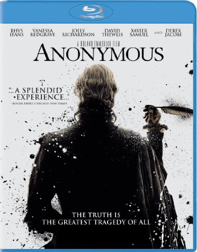 Anonymous [Blu-ray] DVD