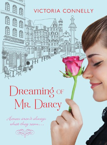 Cover of Dreaming of Mr. Darcy by Victoria Connelly