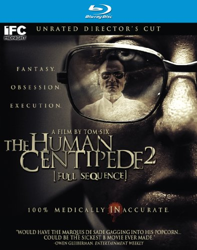 Human Centipede II: Full Sequence [Blu-ray] DVD