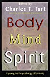 Body Mind Spirit book cover