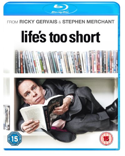 Life's Too Short: Series 1 [Blu-ray] DVD