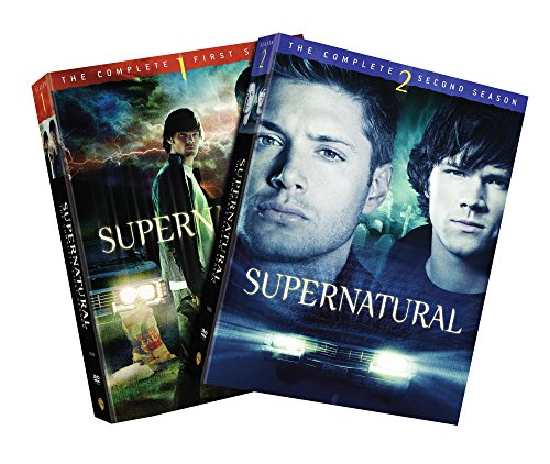 Supernatural: The Complete First and Second Seasons DVD