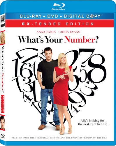 What's Your Number? [Blu-ray] DVD
