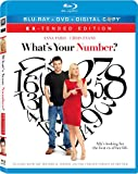 What's Your Number? [Blu-ray]