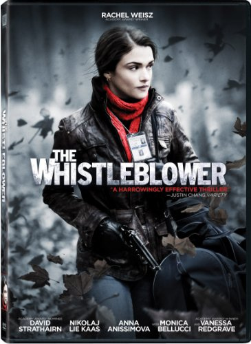 The Whistleblower DVD
