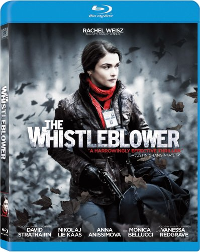 The Whistleblower [Blu-ray] DVD