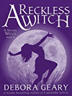 Book Cover: A Reckless Witch by Debora Geary